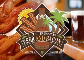 Win Tickets to St. Pete Beer and Bacon 2018