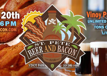 St. Pete Beer and Bacon